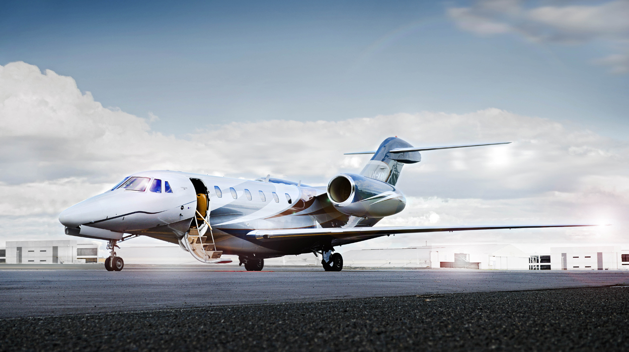 charter Citation X buy for sale manage management