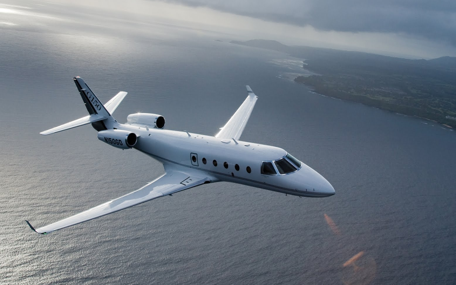 Gulfstream G150 charter buy for sale manage management