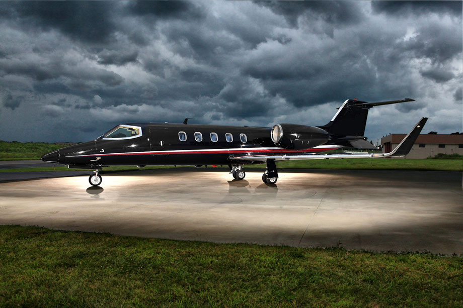 Learjet 31A charter buy for sale manage management