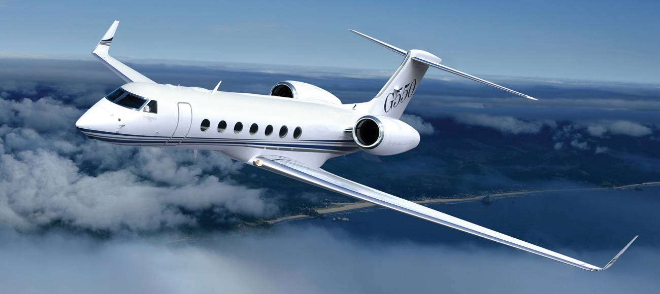 Charter Gulfstream G550 for sale buy manage management
