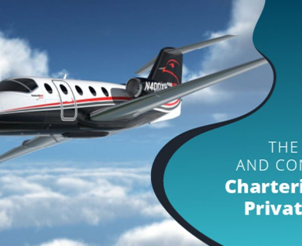 Pros and Cons of Chartering a Private Jet