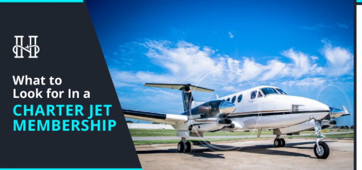 What to Look for In a Charter Jet Membership
