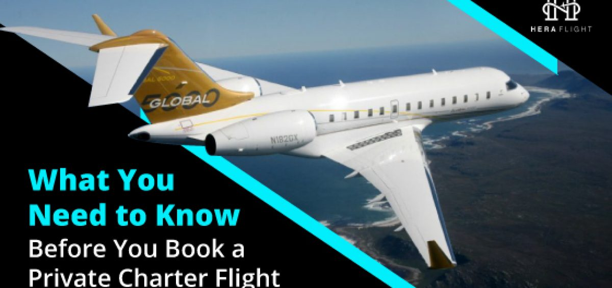 What You Need to Know Before You Book a Private Charter Flight